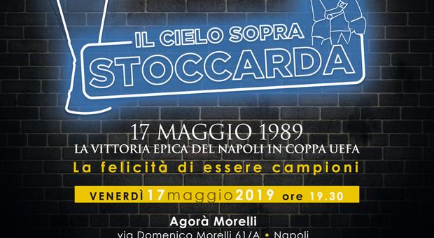 """""""Montedidio"""" racconta, tributo al Napoli che vinse la Coppa Uefa"""