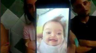 Addio alla piccola Chloe: la bimba di 15 mesi di Casoria non ce l'ha fatta