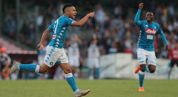 Napoli, il turnover paga ancora<br /> Sassuolo ko: la Juve resta a pi&ugrave; 6