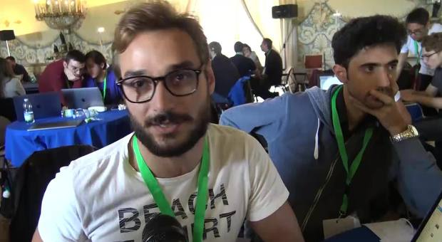 Big Hack, sfida a Capodimonte a colpi di app