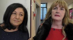 Policlinico, l'appello delle mamme: «Mancano posti letto: abbiamo figli con sindrome di Rett»