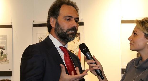 """Presentazione del libro """"Senso di marcia"""" di L. Del Gaudio e C. Maresca (Newfotosud Renato Esposito)"""