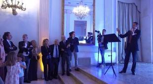 Cento anni di clinica Ruesch, festa al San Carlo | Video