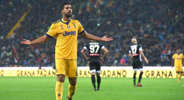 Khedira: Napoli spettacolo può vincere l'Europa League