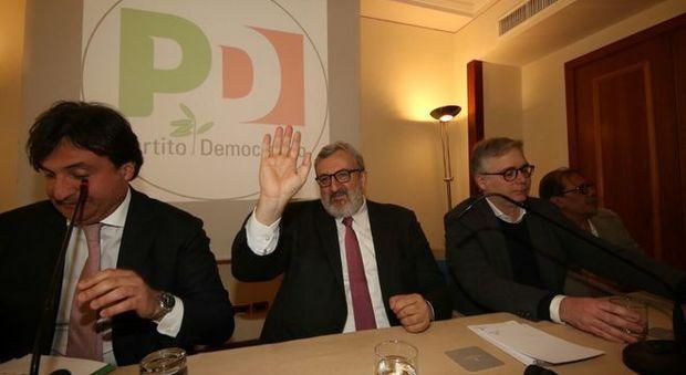 Emiliano: io ho cacciato Romeo no alla logica del baratto di Renzi