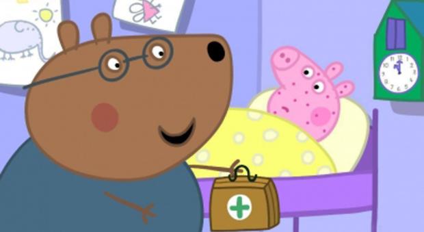 Peppa pig è diseducativo per i bambini» il medico di famiglia