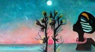 In mostra a Salerno il mare dipinto da Maria Rosaria Mazzeo