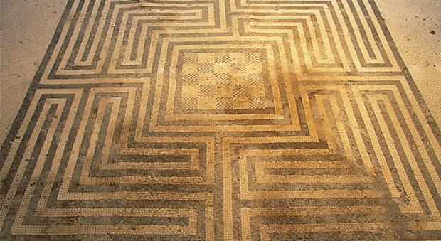 Centrale, panoramica, elegante: riapre a Pompei la domus dei mosaici