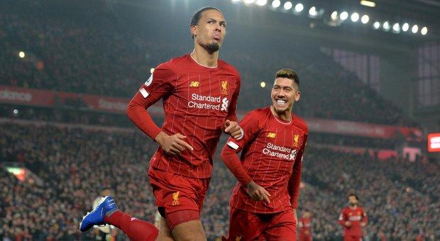 Premier League, il Liverpool batte lo United 2-0, 23/o successo