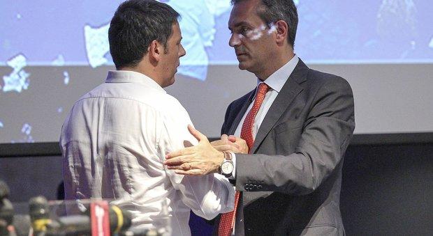 De Magistris: «Renzi a Napoli? Anomalo e grave il non dialogo»