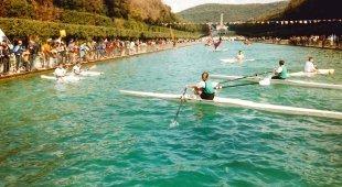 Canoe alla Reggia di Caserta,  no del Comune ma avanti col bando