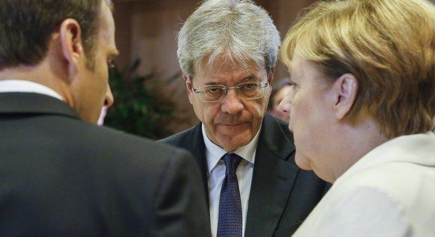 Web tax, Gentiloni: non aspetteremo l'Ue, possibili misure in manovra