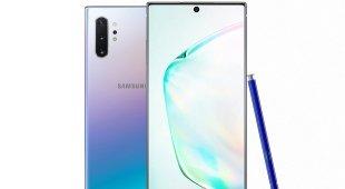 Samsung, presentati Galaxy Note 10 e 10+: design con display Cinema