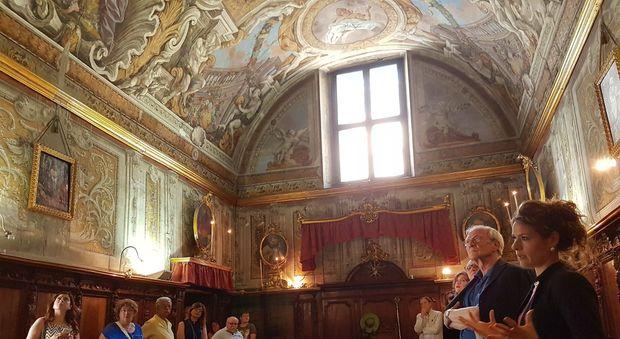 Napoli, riapre dopo anni un gioiello assoluto: la Cappella dei Bianchi della Giustizia   Foto