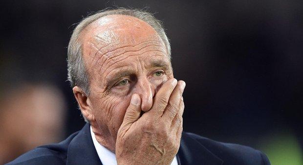 Italia, Ventura: «Le dimissioni? Devo ancora valutare»