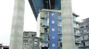 Napoli, è allarme sulla tangenziale: a pezzi i bulloni del viadotto