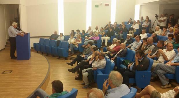 Assemblea pubblica a Capri per il punto sui lavori di Terna