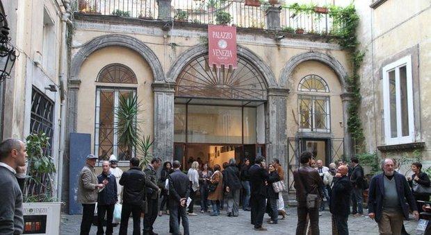 Palazzo Venezia: musica, pittura e gusto nel cuore di Napoli