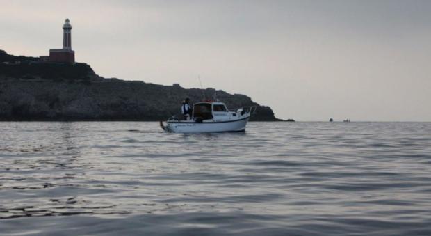 Anacapri, anziano pescatore scomparso continuano le ricerche in mare
