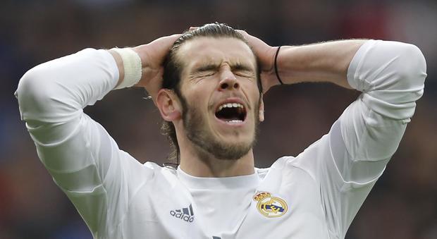 Tegola Real Madrid slitta ad aprile il ritorno in campo di Bale