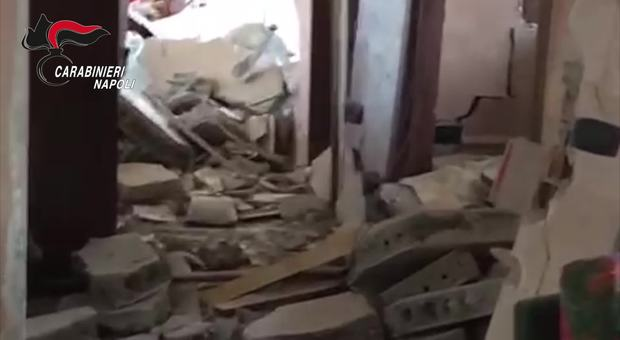 Bombe in casa, un arresto ad Arzano - Il Mattino