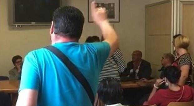 La rivolta delle operatrici socio-assistenziali occupata la sala Nugnes