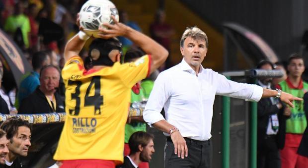 Benevento, c'è l'esordio in serie A Emergenza infortuni con la Samp