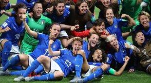 Live Italia-Brasile 0-1: prime nonostante il ko