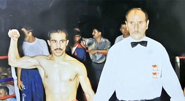 Roma in cella ex campione mondo boxe Paraskiv per aver derubato una donna alla stazione San Pietro
