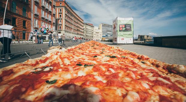 Las Vegas: Caputo Napoli Pizza Village miglior Food Festival al mondo