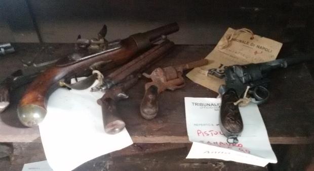 Napoli. Ufficio corpi di reato, ecco il museo del crimine ...