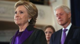 #MeToo, Hillary Clinton assolve Bill e torna all'attacco di Trump