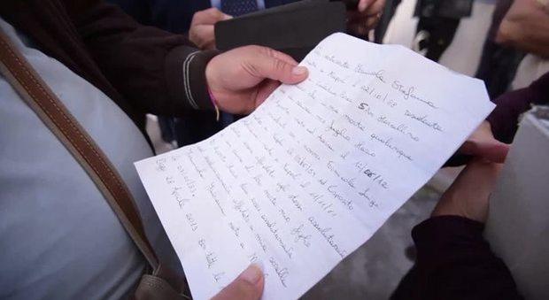 Se mi dovesse succedere qualcosa la lettera-testamento di Stefania uccisa dal marito  Video