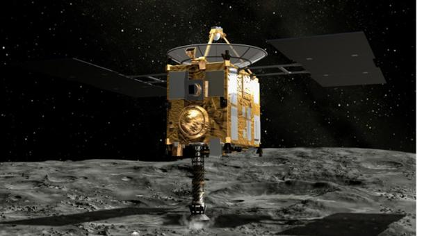 Touch down: la sonda giapponese Hayabusa2 a guida italiana ha raccolto campioni della superficie dell'asteroide ?Ryugu