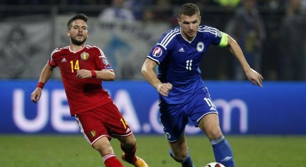 Dzeko-Mertens, sfida nella sfida ?in vista di Roma-Napoli