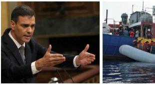 Migranti, anche la Spagna attacca: «In Italia governo egoista»