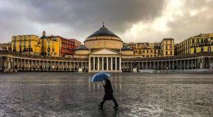 Allerta meteo sulla Campania: scuole chiuse a Napoli e provincia