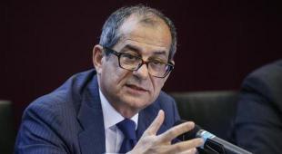 Manovra, Tria risponde alla Ue:  «Scelta difficile, ma necessaria»