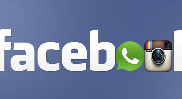 Facebook e Instagram e WhatsApp down: utenti nel panico, ecco cos'è successo