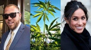 Meghan e Harry, il nipote diventa milionario con la marijuana: «Si chiama Markle Sparkle»