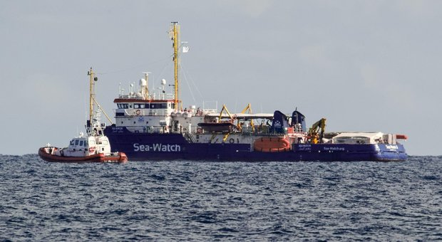Migranti, indagato il comandante della Sea Watch