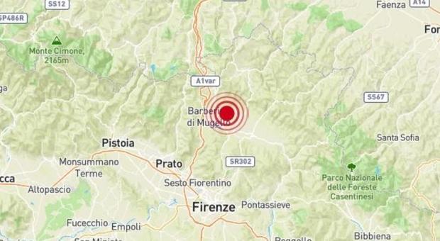 Terremoto al Mugello di 3.0, torna la paura: gente in strada, molti dormiranno fuori casa