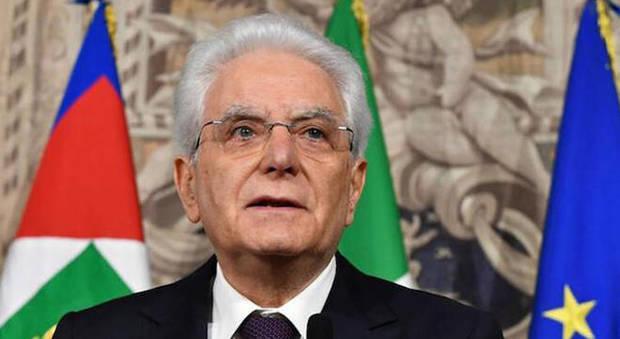 SERGIO MATTARELLA - Il Mattino