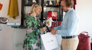 Capua, brindisi al Made in Campania con la nuova collezione di borse firmate Kilesa