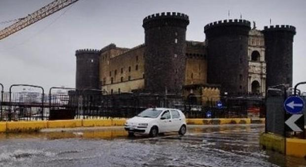Roma, allerta meteo e gelo Chiusi scuole e cimiteri
