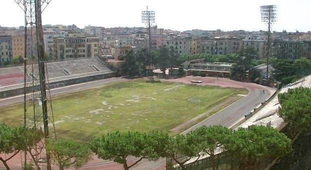 Lo stadio Collana riapre ma lo sport resta fuori