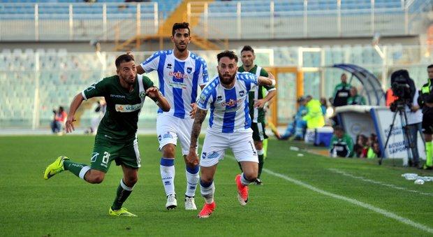 Non basta il guizzo di Bidaoui Avellino rimontato dal Pescara