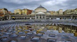 Napoli, la bufala delle scuole chiuse