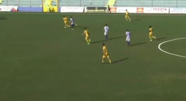 Juve Stabia, tre punti pesanti con l'Akragas. Caserta: