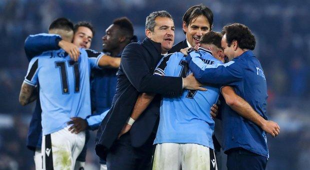 La Lazio vola anche in Borsa, +12%: «La parola scudetto non è vergogna»